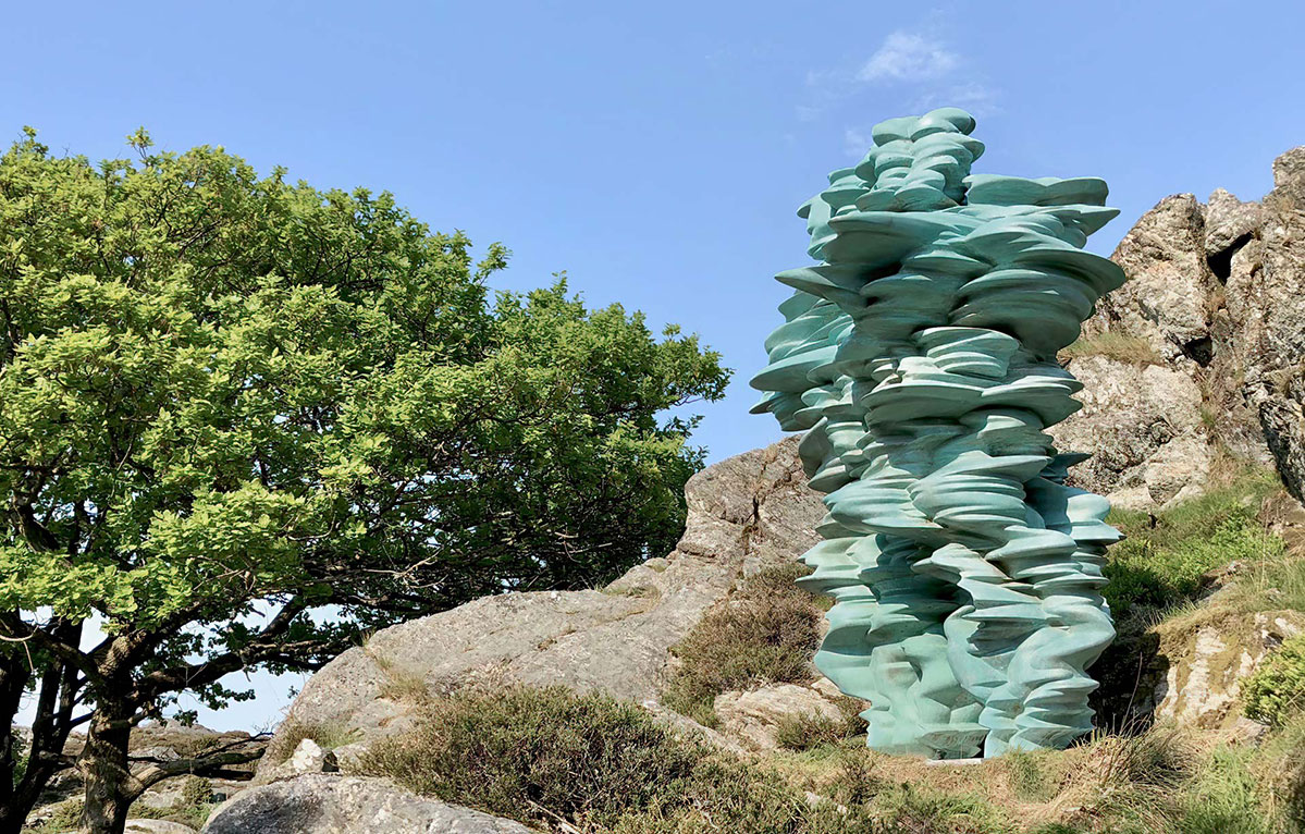 Pool by Tony Cragg